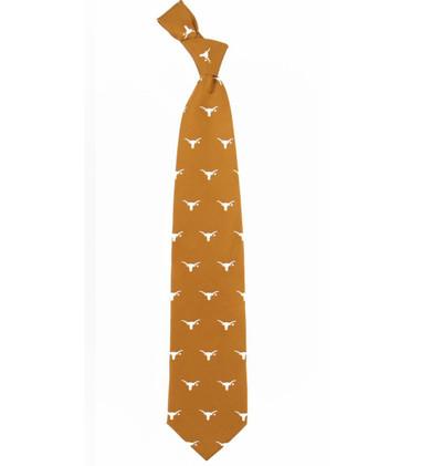 Texas Longhorns Prep Tie