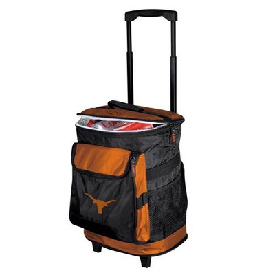 Texas Longhorns Rolling Cooler | Logo Chair | 218-57B-1