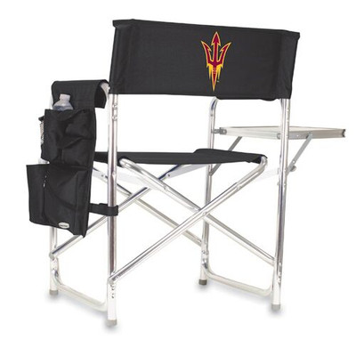 Arizona State Sun Devils Sports Chair | Picnic Time | 809-00-179-024-0