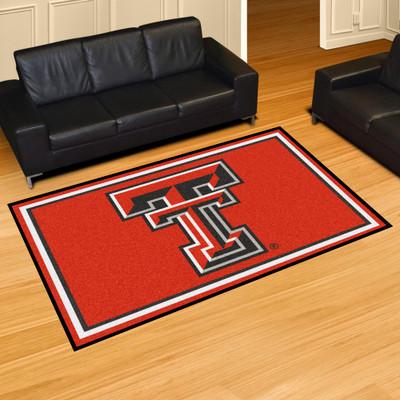 Texas Tech Red Raiders Area Rug 5' x 8' | Fanmats | 6993