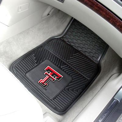 Texas Tech Red Raiders Heavy Duty Car Mats | Fanmats | 8920