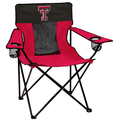 Texas Tech Red Raiders Elite Tailgate Chair | Logo Chair | 220-12E