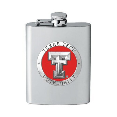 Texas Tech Red Raiders Flask | Heritage Pewter | FFS10146E