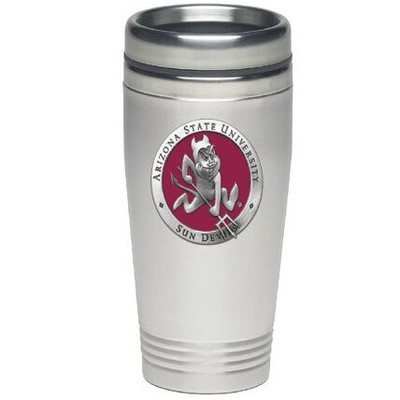 Arizona State Sun Devils Thermal Mug | Heritage Pewter | TD10127ER