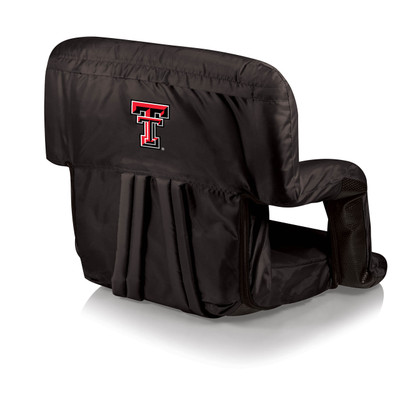 Texas Tech Red Raiders Ventura Portable Seat | Picnic Time | 618-00-179-574-0