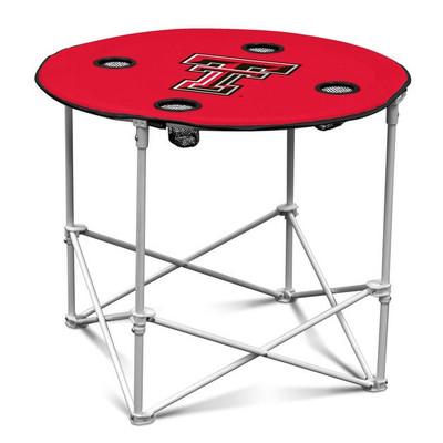 Texas Tech Red Raiders Portable Table | Logo Chair | 220-31