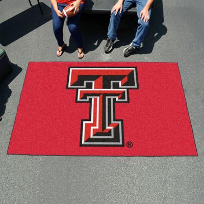 Texas Tech Red Raiders Tailgate Mat Rug | Fanmats | 3557