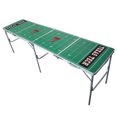 Texas Tech Red Raiders Tailgate Table | Wild Sports | TPC-D-TEXT