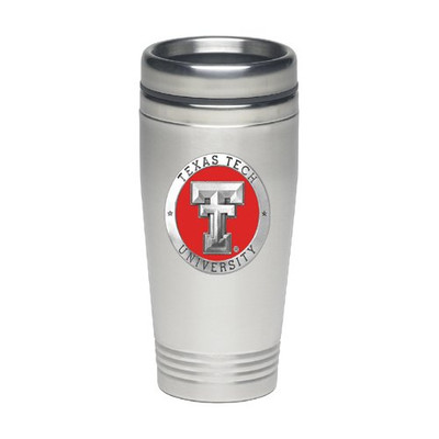 Texas Tech Red Raiders Thermal Mug | Heritage Pewter | TD10146E