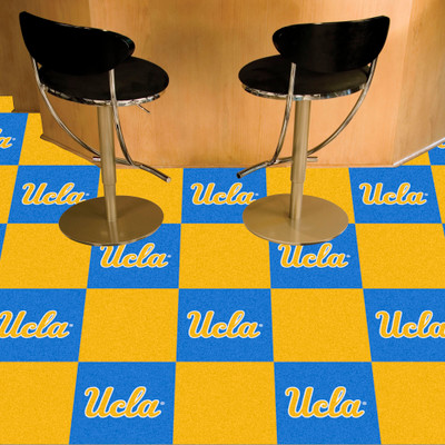 UCLA Bruins Carpet Tiles | Fanmats | 8521