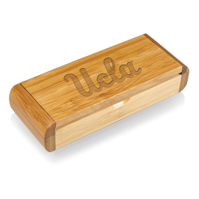 UCLA Bruins Bamboo Corkscrew | Picnic Time | 868-00-505-083-0