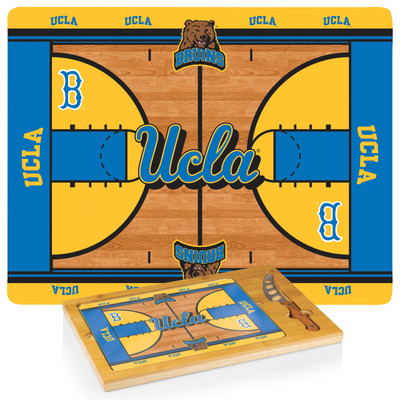 UCLA Bruins Icon Cheese Tray | Picnic Time | 910-00-505-085-0