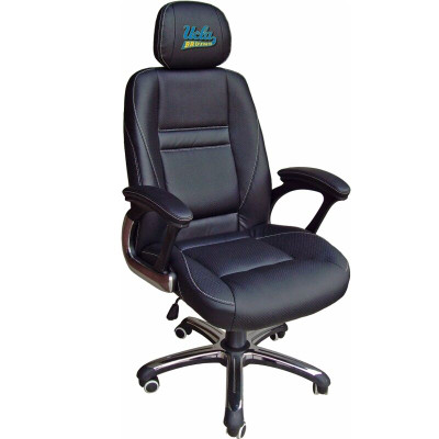 UCLA Bruins Leather Office Chair | Wild Sports | 901C-UCLA