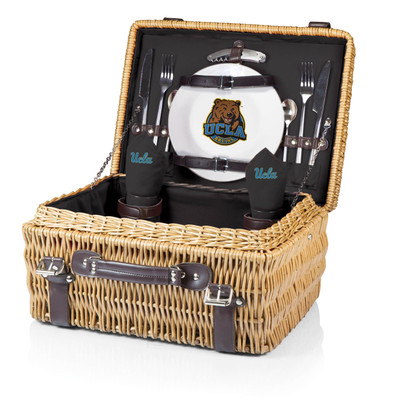 UCLA Bruins Champion Picnic Basket | Picnic Time | 208-40-179-084-0