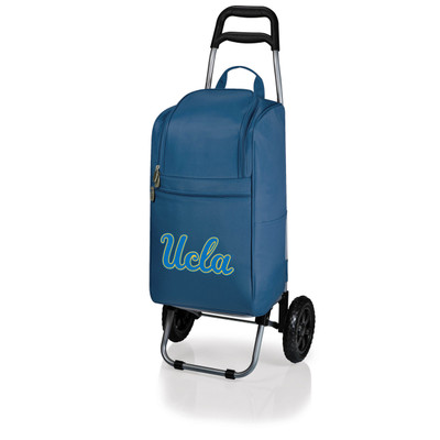 UCLA Bruins Rolling Cart Cooler | Picnic Time | 545-00-138-084-0