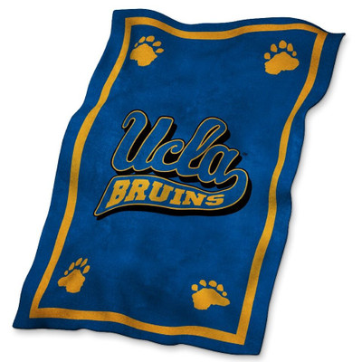 UCLA Bruins Ultrasoft Blanket | Logo Chair | 229-27