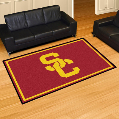 USC Trojans Area Rug 5' x 8' | Fanmats | 6305