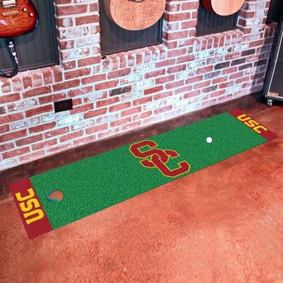 USC Trojans Putting Green Mat | Fanmats | 9089