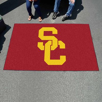 USC Trojans Tailgate Mat Rug | Fanmats | 1345