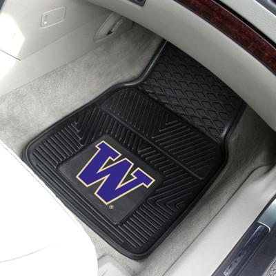 Washington Huskies Heavy Duty Car Mats | Fanmats | 13258