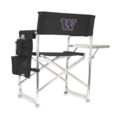 Washington Huskies Sports Chair | Picnic Time | 809-00-179-624-0
