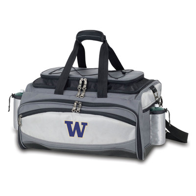 Washington Huskies Vulcan Portable Gas Grill | Picnic Time | 770-00-175-622-0