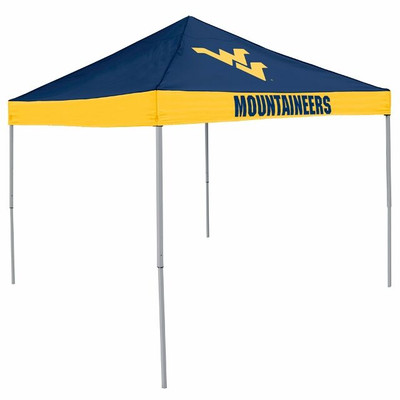 West Virginia Mountaineers Canopy Tailgate Tent | Logo Chair | 239-39E