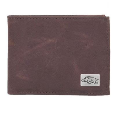 Arkansas Razorbacks Bi-Fold Wallet | Eagles Wings | 2496