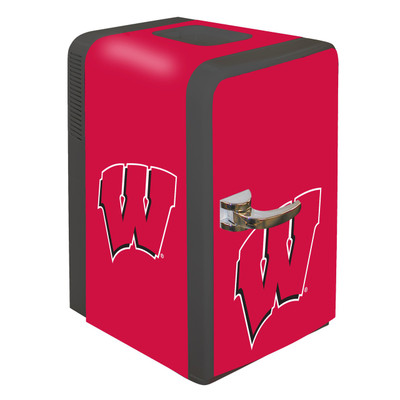 Wisconsin Badgers 15 qt Party Fridge | Boelter | Boelter | 153279