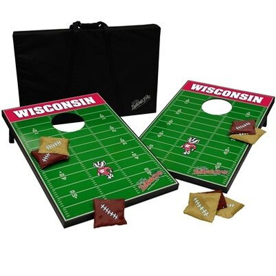 Wisconsin Badgers Tailgate Toss | Wild Sports | 5CFB-D-WISC
