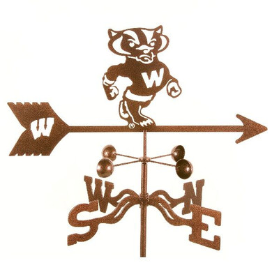 Wisconsin Badgers Weathervane | EZ Vane | WISC