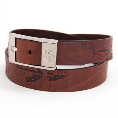 FSU Seminoles Brandish Brown Belt | Eagles Wings | 9262-