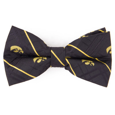Iowa Hawkeyes Oxford Bow Tie | Eagles Wings | 3922