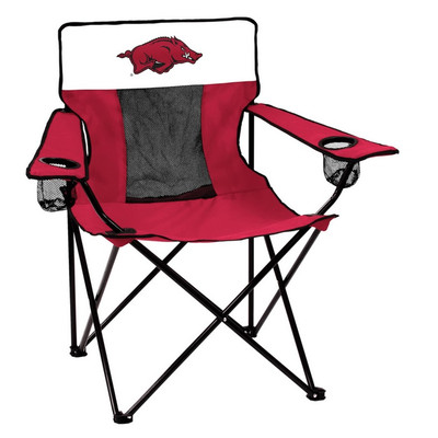 Arkansas Razorbacks Elite Tailgate Chair | Logo Chair | 108-12E