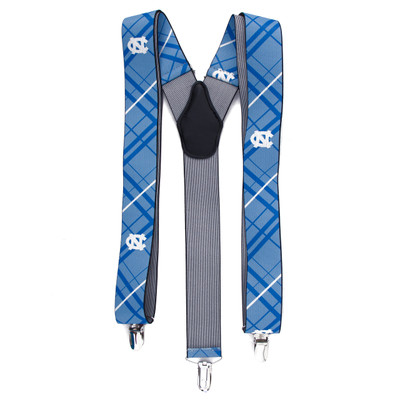 UNC Tar Heels Oxford Suspenders | Eagles Wings | 8021