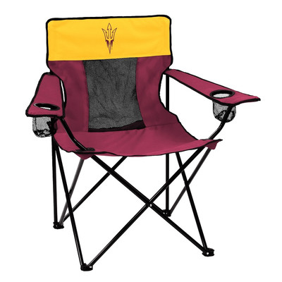 Arizona State Sun Devils Elite Tailgate Chair | Logo Chair | 107-12E