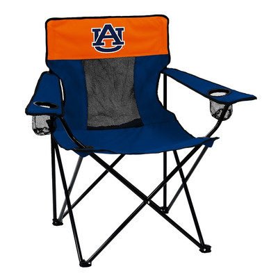 Auburn Tigers Elite Tailgate Chair | Logo Chair | 110-12E