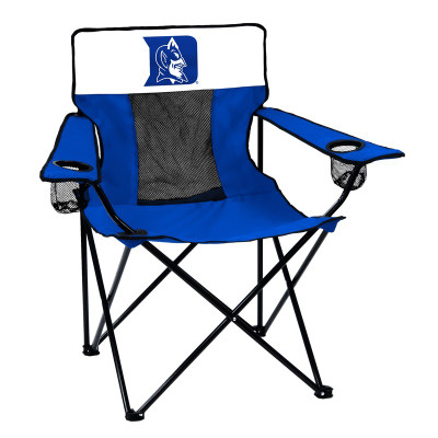 Duke Blue Devils Elite Tailgate Chair | Logo Chair | 130-12E