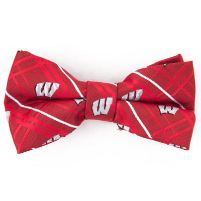 Wisconsin Badgers Oxford Bow Tie | Eagles Wings | 3930