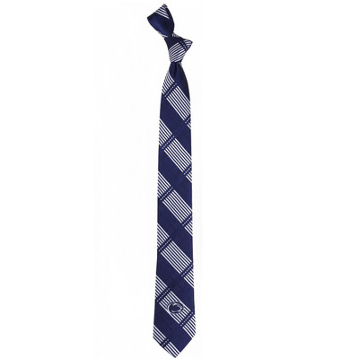 Penn State Nittany Lions Plaid Skinny Tie | Eagles Wings | 3846