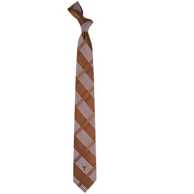 Texas Longhorns Plaid Skinny Tie | Eagles Wings | 3849