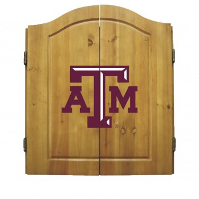 Texas A&M Aggies Dart Board Cabinet | Imperial International | 58-4021