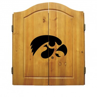 Iowa Hawkeyes Dart Board Cabinet | Imperial International | IPI58-4018