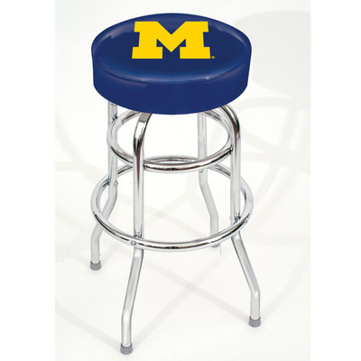 Michigan Wolverines Bar Stool | Imperial International | 61-4009