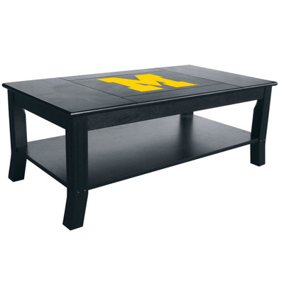 Michigan Wolverines Coffee Table | Imperial International | 85-3009