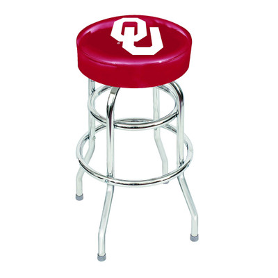 Oklahoma Sooners Bar Stool | Imperial International | 61-4007
