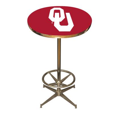 Oklahoma Sooners Pub Table | Imperial International | 60-4007