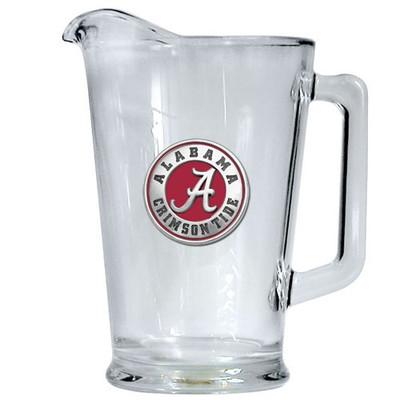 Alabama Crimson Tide Beer Pitcher | Heritage Pewter | PI10308ER