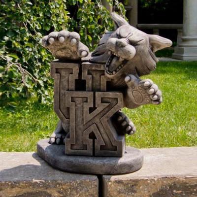 Kentucky Wildcats Vintage Mascot Garden Statue | Stonecasters | 2985TR