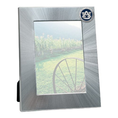 Auburn Tigers 5x7 Picture Frame   Heritage Pewter   FR10155EBLG